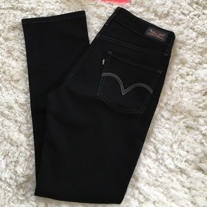 """Levi""""s Mid Rise Skinny Jeans Size 6"""